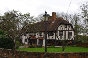Timbered Cottage - Small
